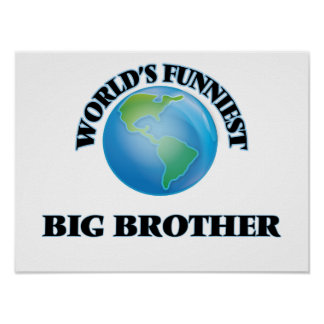World's Funniest Big Brother Poster