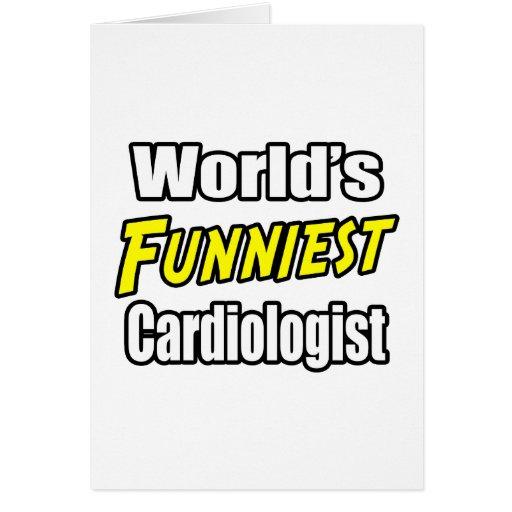 World's Funniest Cardiologist Cards