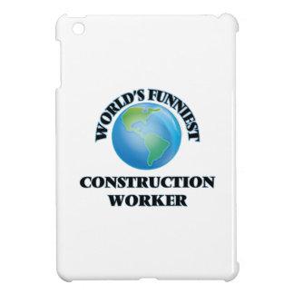 World's Funniest Construction Worker iPad Mini Case