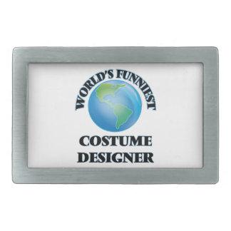World's Funniest Costume Designer Belt Buckles