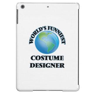 World's Funniest Costume Designer iPad Air Cover