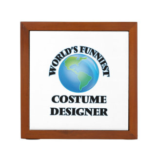 World's Funniest Costume Designer Pencil/Pen Holder