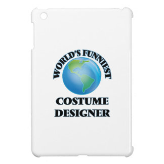 World's Funniest Costume Designer iPad Mini Covers