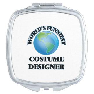 World's Funniest Costume Designer Vanity Mirror