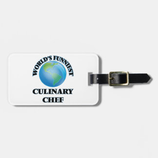 World's Funniest Culinary Chef Tags For Bags