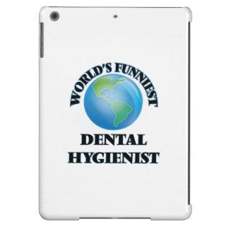 World's Funniest Dental Hygienist iPad Air Covers