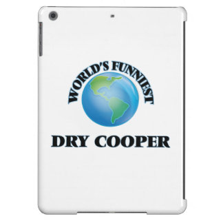 World's Funniest Dry Cooper Case For iPad Air