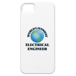 World's Funniest Electrical Engineer iPhone 5 Case