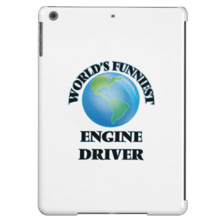 World's Funniest Engine Driver iPad Air Cover