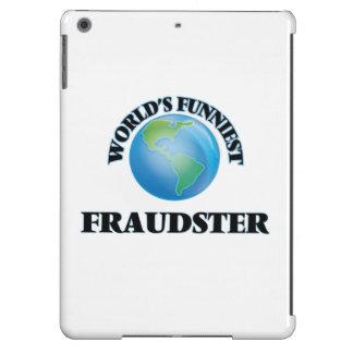 World's Funniest Fraudster iPad Air Covers