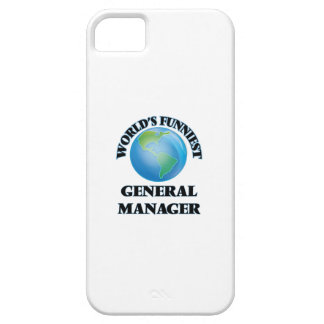 World's Funniest General Manager iPhone 5 Covers