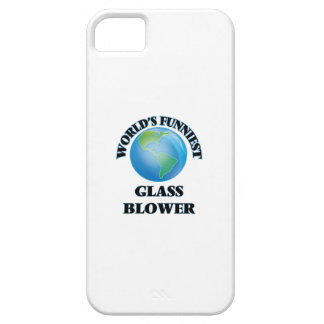World's Funniest Glass Blower iPhone 5 Cases