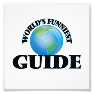 World's Funniest Guide Photograph