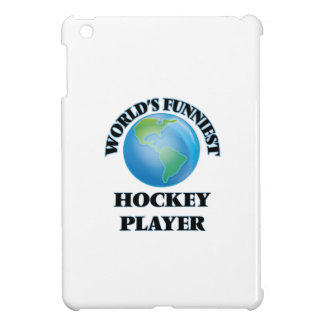 World's Funniest Hockey Player Cover For The iPad Mini