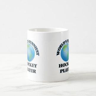 World's Funniest Hockey Player Coffee Mug