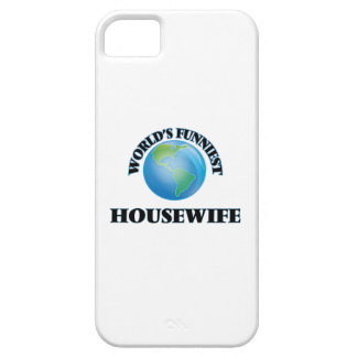 World's Funniest Housewife iPhone 5 Case