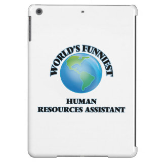 World's Funniest Human Resources Assistant Case For iPad Air