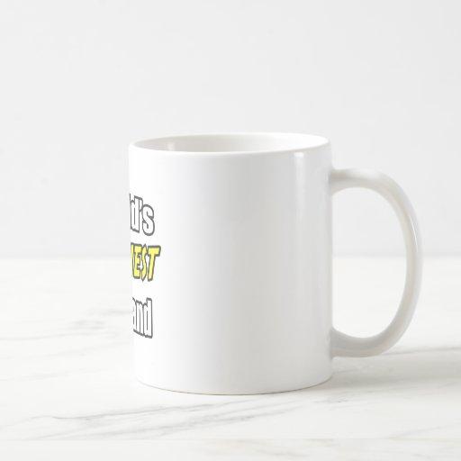 World's Funniest Husband Classic White Coffee Mug