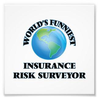 World's Funniest Insurance Risk Surveyor Photograph