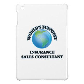 World's Funniest Insurance Sales Consultant iPad Mini Case