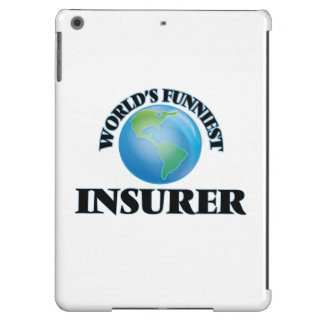 World's Funniest Insurer Cover For iPad Air