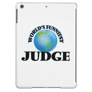 World's Funniest Judge iPad Air Case