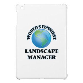 World's Funniest Landscape Manager iPad Mini Case