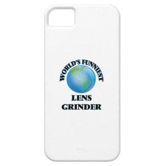 World's Funniest Lens Grinder iPhone 5 Case