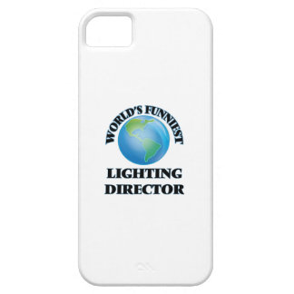 World's Funniest Lighting Director iPhone 5 Covers