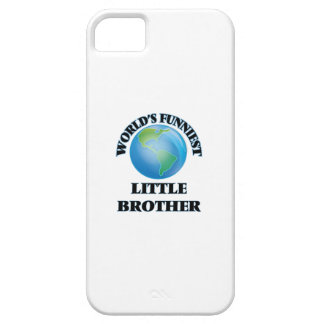World's Funniest little Brother iPhone 5 Cases