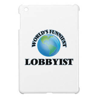 World's Funniest Lobbyist Cover For The iPad Mini
