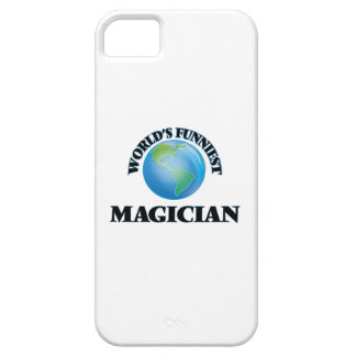 World's Funniest Magician iPhone 5 Cover