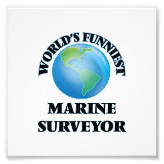 World's Funniest Marine Surveyor Photo Art