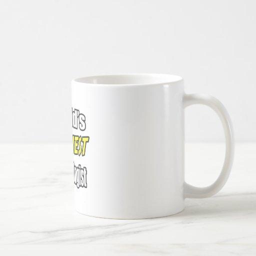 World's Funniest Meteorologist Coffee Mugs