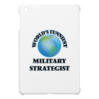 World's Funniest Military Strategist Cover For The iPad Mini