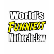 World's Funniest Mother-In-Law shirt