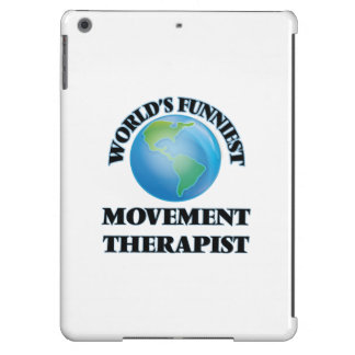 World's Funniest Movement Therapist iPad Air Covers