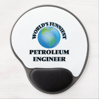 World's Funniest Petroleum Engineer Gel Mouse Pad