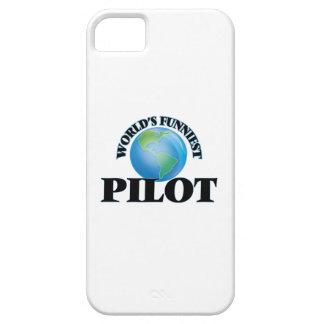 World's Funniest Pilot iPhone 5 Case