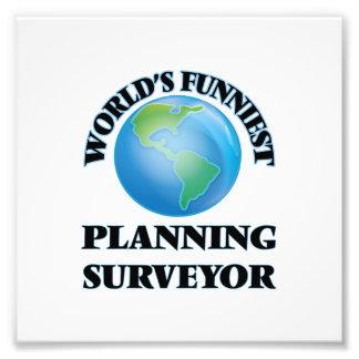 World's Funniest Planning Surveyor Photo Art