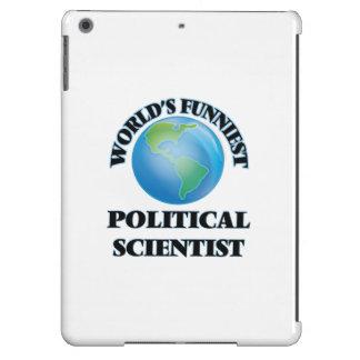 World's Funniest Political Scientist iPad Air Cases