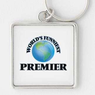 World's Funniest Premier Key Chains