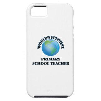 World's Funniest Primary School Teacher iPhone 5 Cover