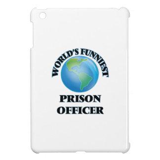 World's Funniest Prison Officer iPad Mini Case