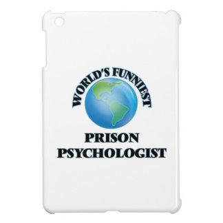 World's Funniest Prison Psychologist iPad Mini Covers