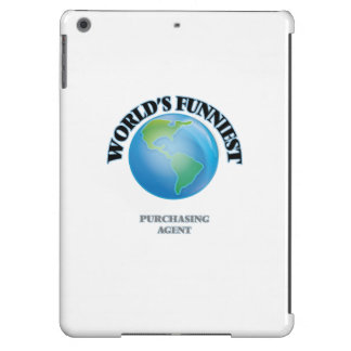 World's Funniest Purchasing Agent Cover For iPad Air