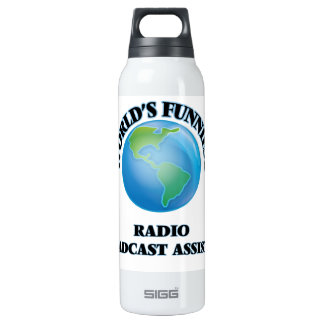 World's Funniest Radio Broadcast Assistant SIGG Thermo 0.5L Insulated Bottle