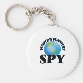 World's Funniest Spy Key Chain