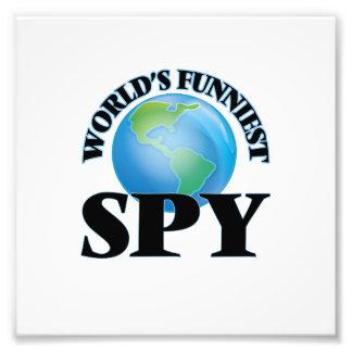 World's Funniest Spy Photo