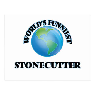 World's Funniest Stonecutter Post Cards